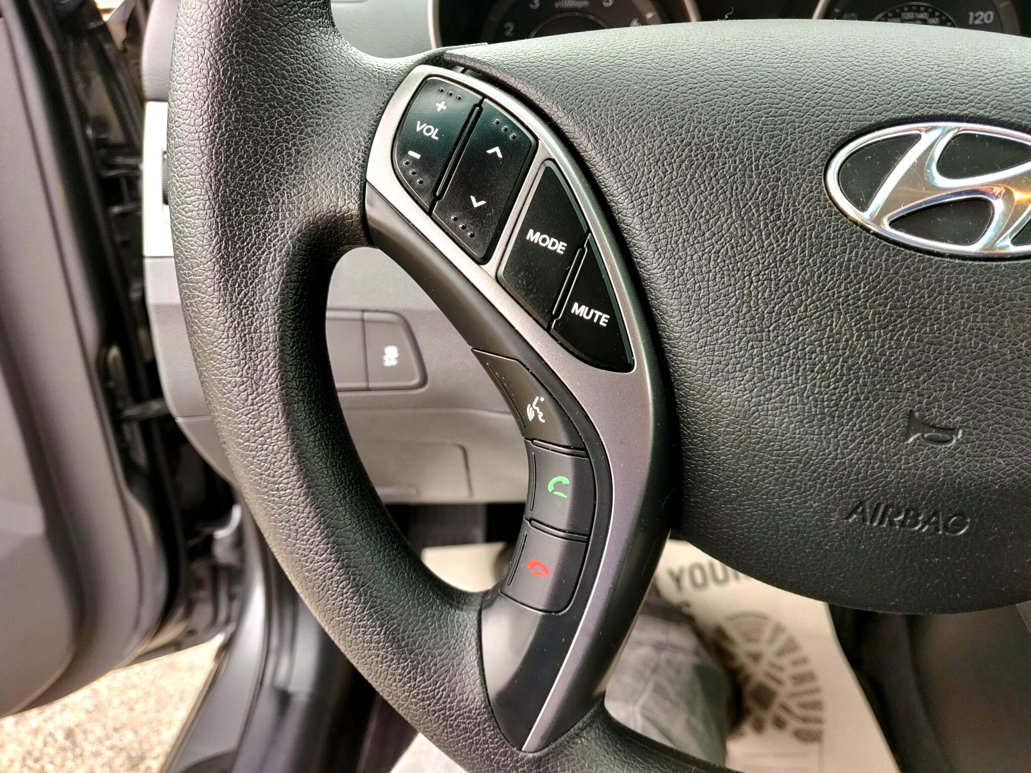 2013 Hyundai Elantra 4dr Sdn Auto GLS (Alabama Plant)