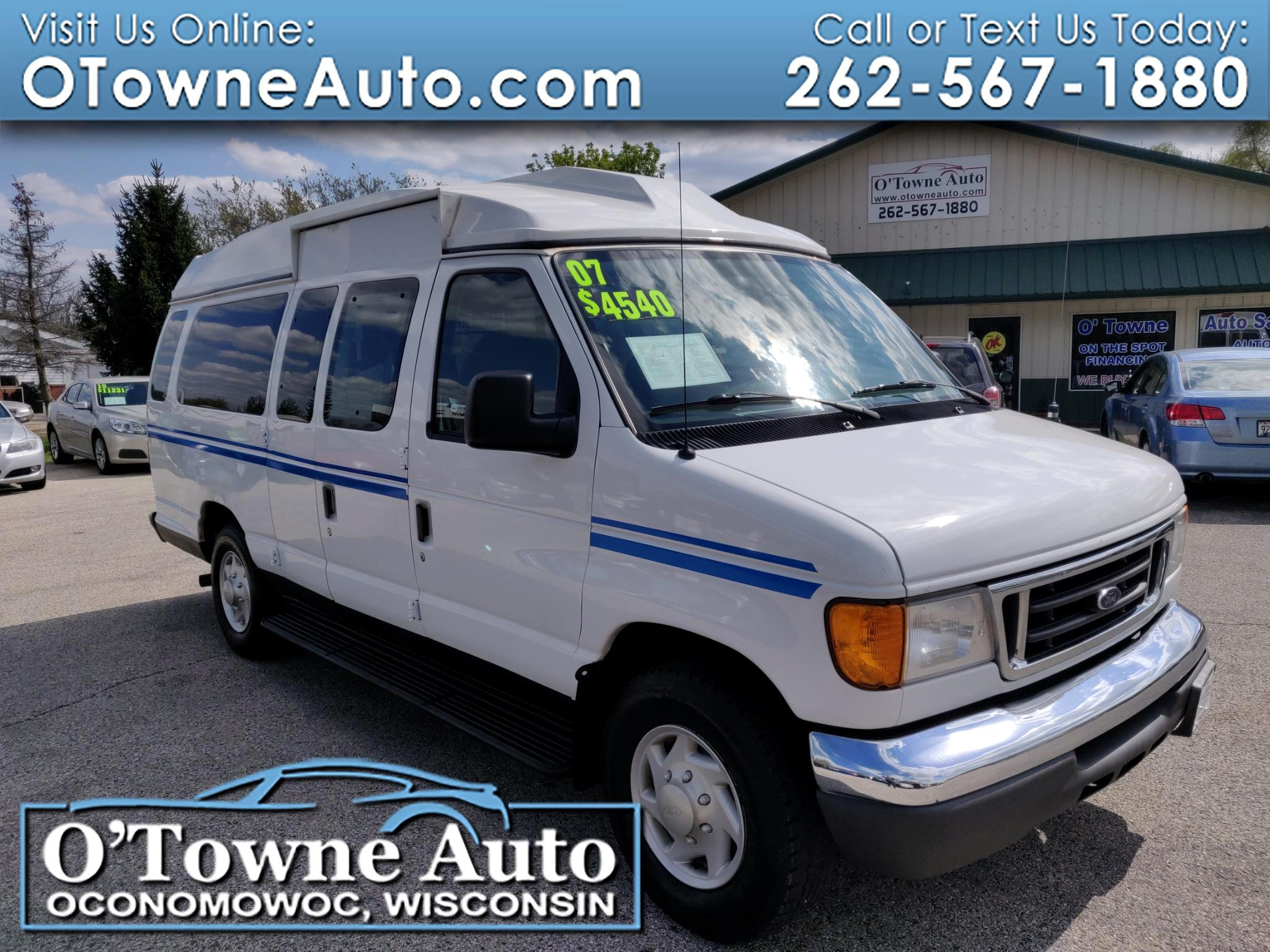 2007 Ford Econoline Wagon E-350 Super Ext XL