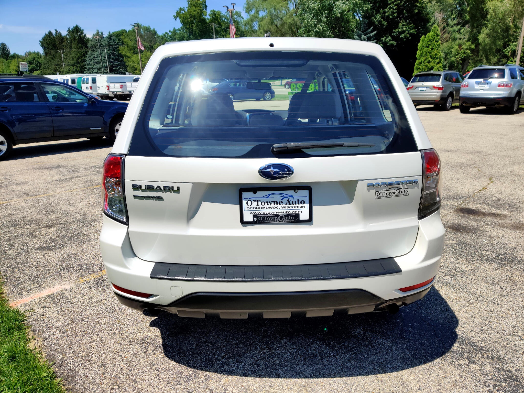 2010 Subaru Forester 4dr Auto 2.5X