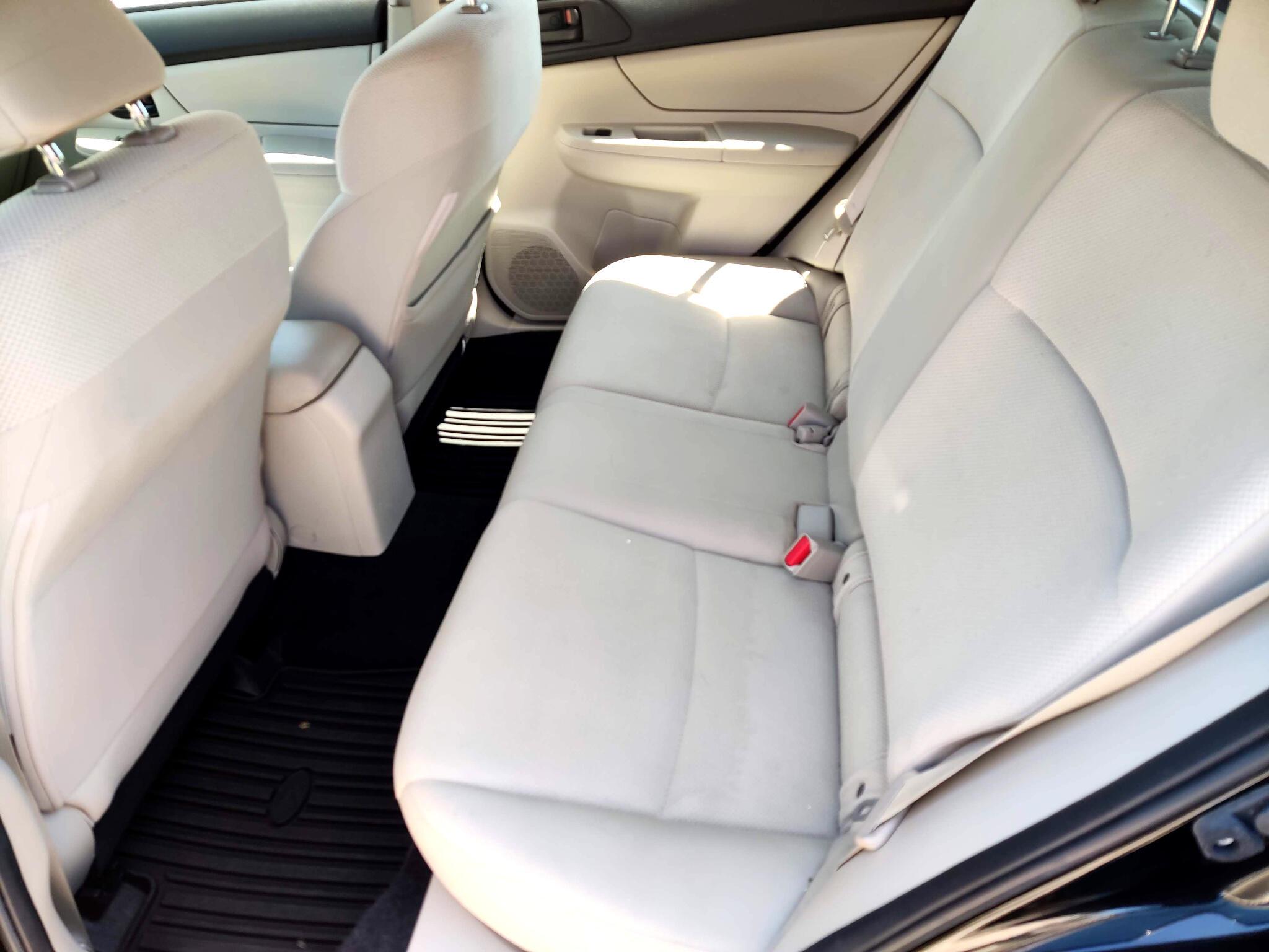 2012 Subaru Impreza Wagon 5dr Man 2.0i