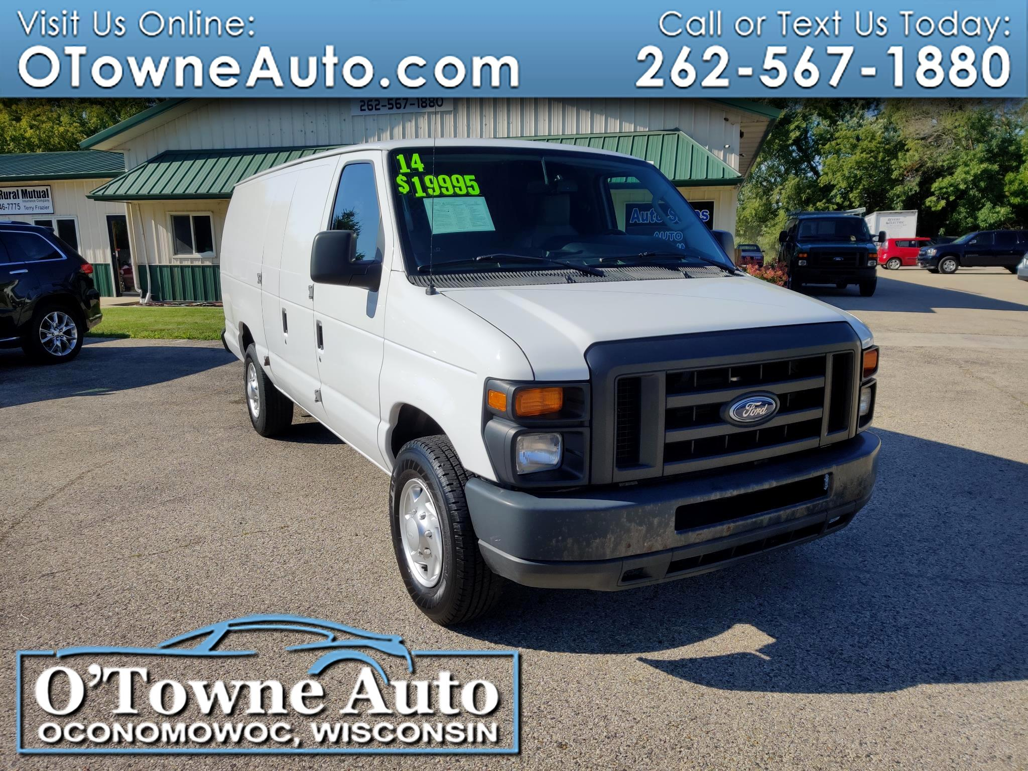 2014 Ford Econoline Cargo Van E-250 Ext Commercial