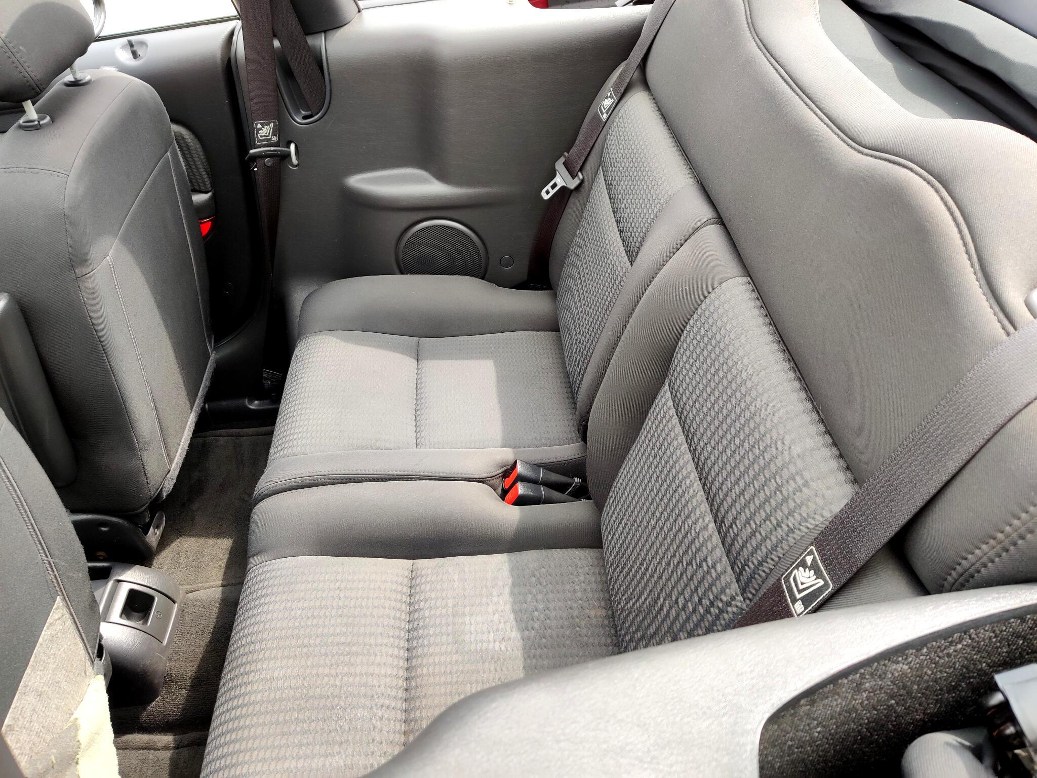 2005 Chrysler PT Cruiser 2dr Convertible Touring
