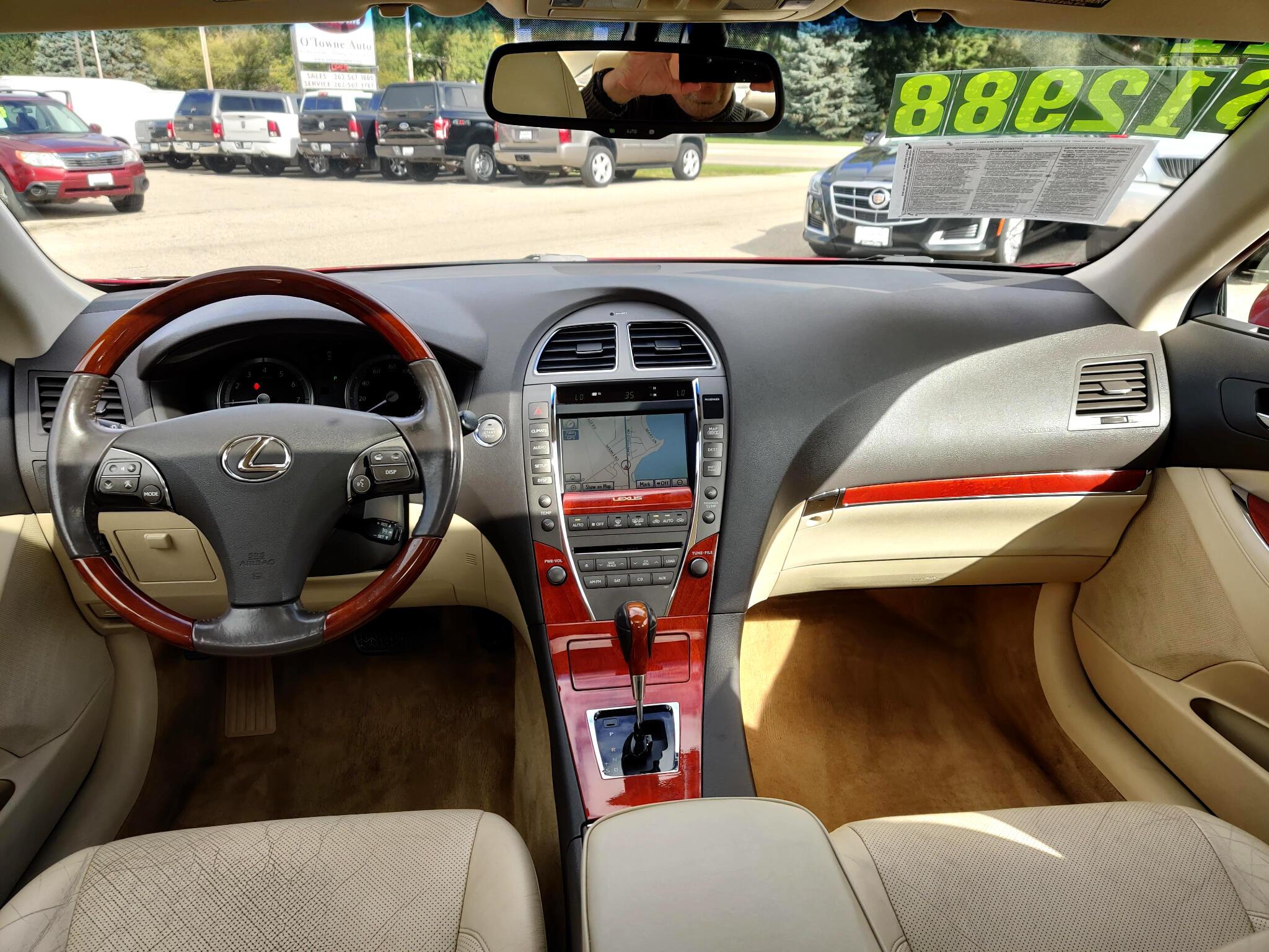 2011 Lexus ES 350 4dr Sdn