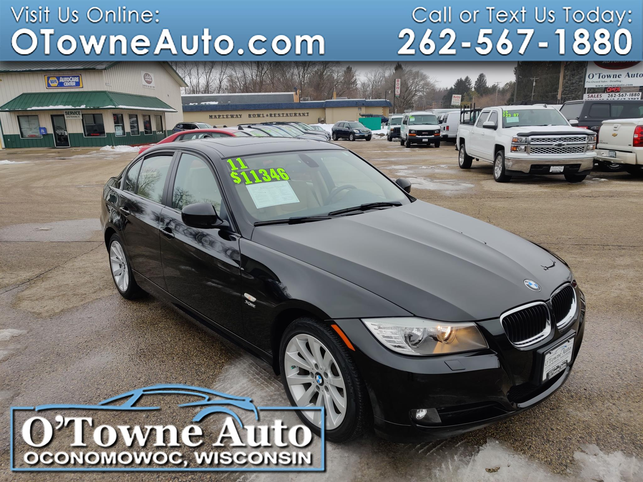 BMW 3 Series 328xi 2011