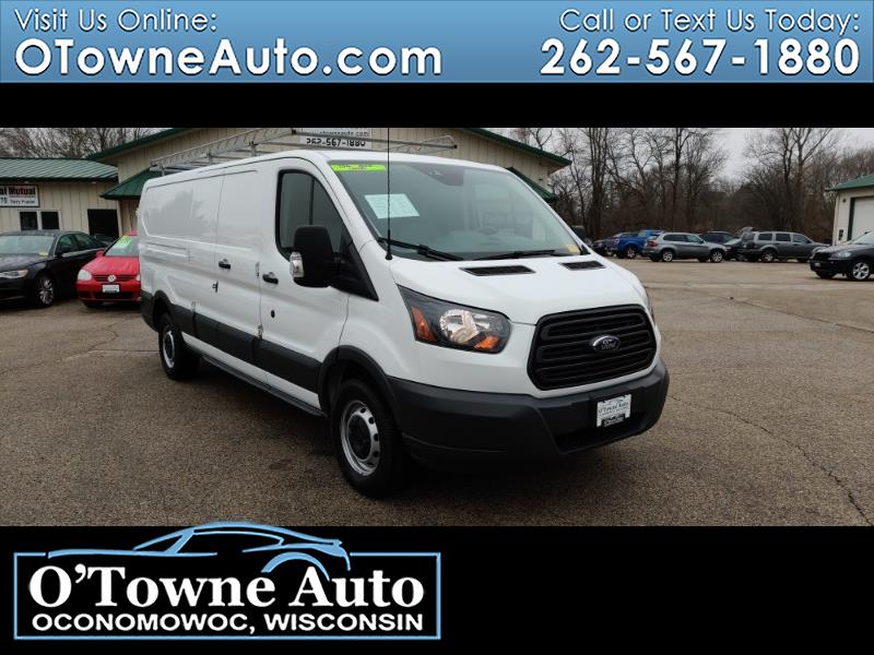 "Ford Transit Cargo Van T-250 148"" Low Rf 9000 GVWR Swing-Out RH Dr 2016"