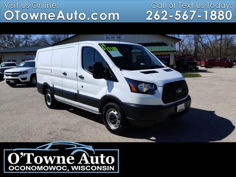 "Ford Transit Cargo Van T-150 130"" Low Rf 8600 GVWR Swing-Out RH Dr 2016"