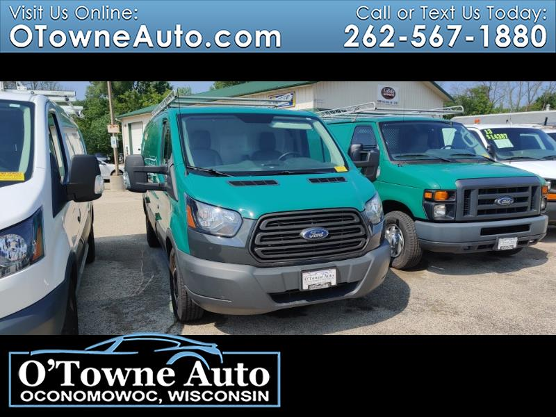 "Ford Transit Cargo Van T-150 130"" Low Rf 8600 GVWR Swing-Out RH Dr 2015"