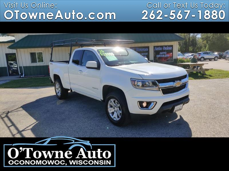 "Chevrolet Colorado 4WD Ext Cab 128.3"" LT 2015"