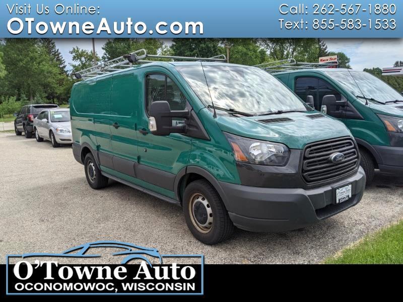 "Ford Transit Van T-150 130"" Low Rf 8600 GVWR Swing-Out RH Dr 2017"