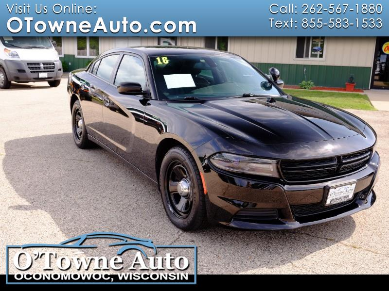 Dodge Charger 4dr Sdn Police RWD 2016