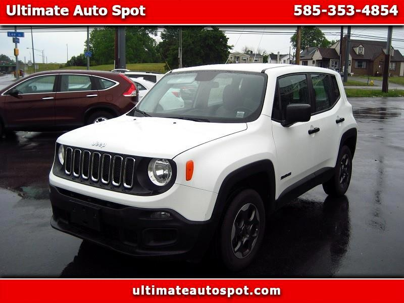 Jeep Renegade 4WD 4dr Sport 2015