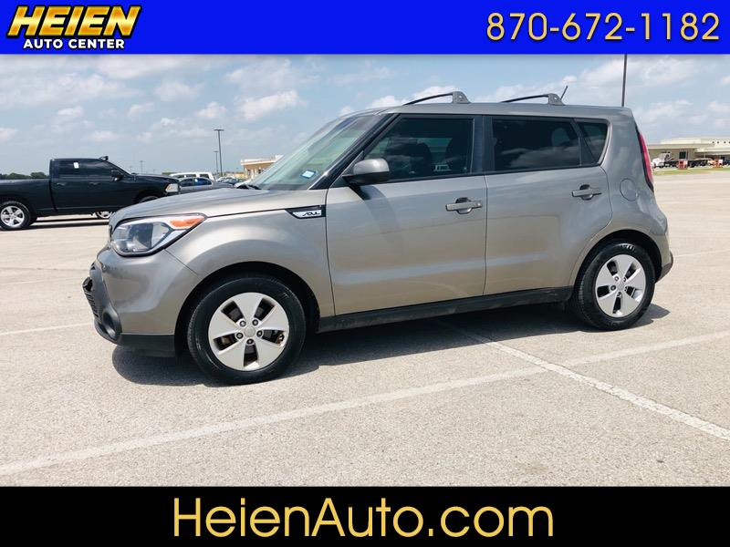 2015 Kia Soul ! w/Umber Package 1
