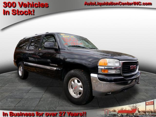 GMC Yukon XL 1500 4WD 2001