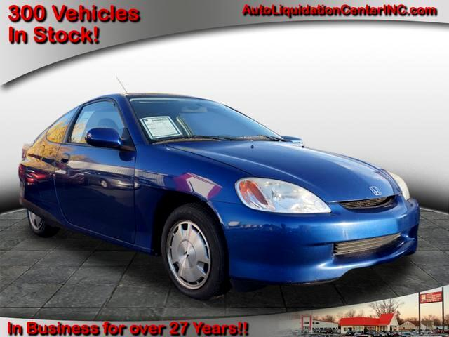 2003 Honda Insight Hatchback with A/C and CVT