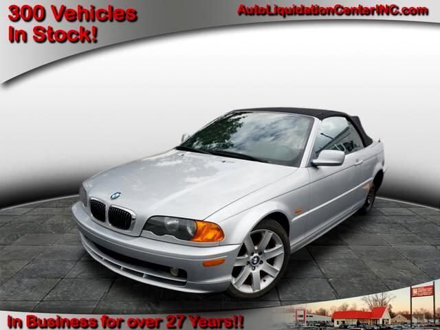 BMW 3-Series 323Ci Convertible 2000