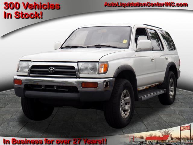 Toyota 4Runner SR5 4WD 1997