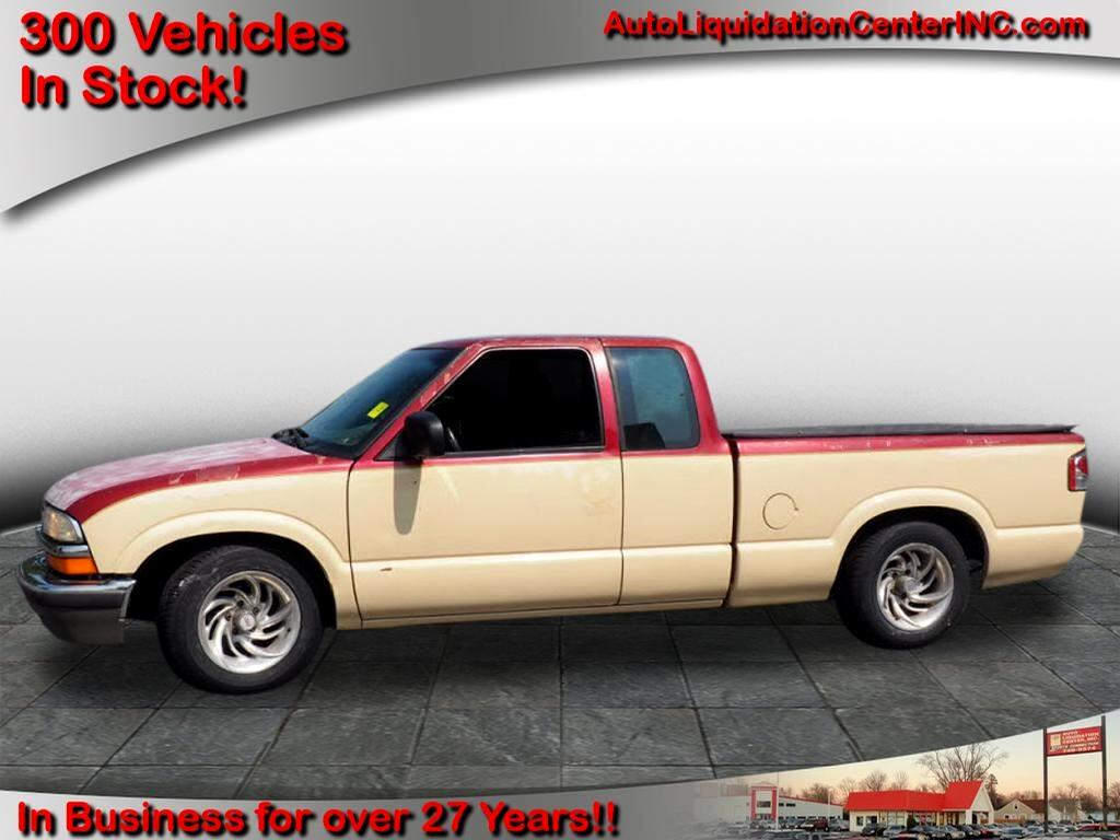 Chevrolet S10 Pickup Ext. Cab 2WD 2003