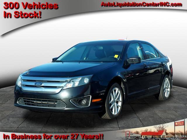 Ford Fusion V6 SEL 2010