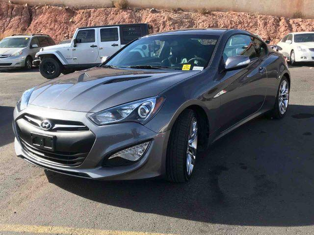 2016 Hyundai Genesis Coupe 3.8 Ultimate 6MT
