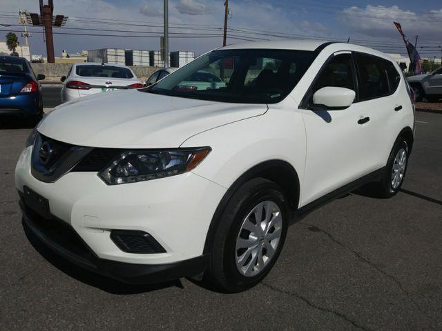 2016 Nissan Rogue SV 2WD