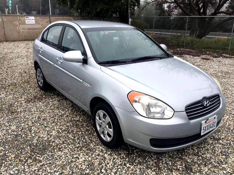 2007 Hyundai Accent GLS 4-Door