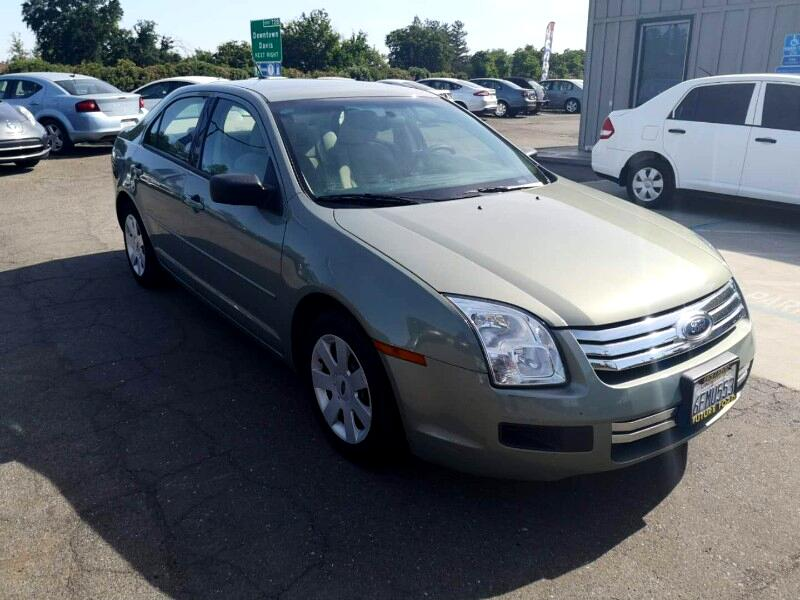 2009 Ford Fusion I4 S