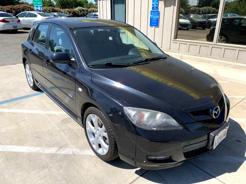 2007 Mazda MAZDA3 Base Hatchback