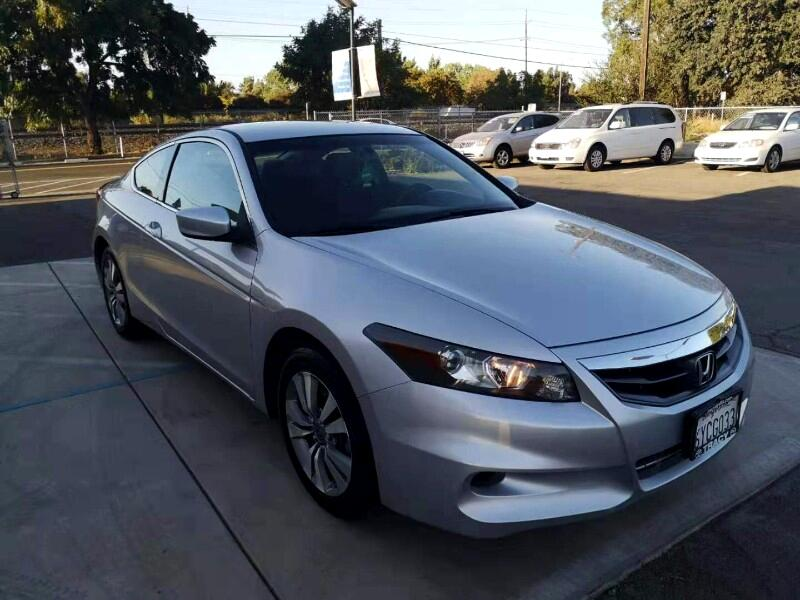 Honda Accord LX-S Coupe AT 2012