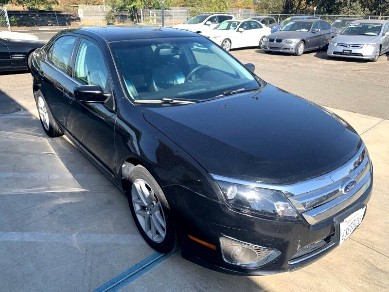 Ford Fusion V6 SEL AWD 2010