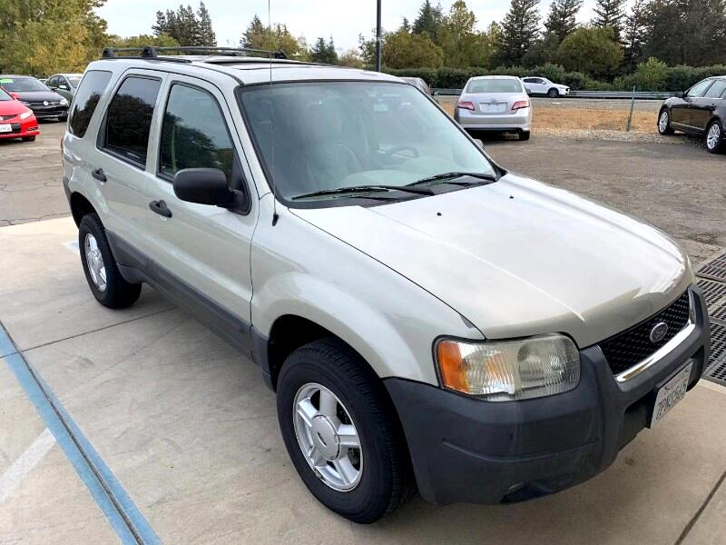 Ford Escape XLT Popular 2WD 2003