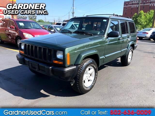 1997 Jeep Cherokee Sport 4-Door 2WD