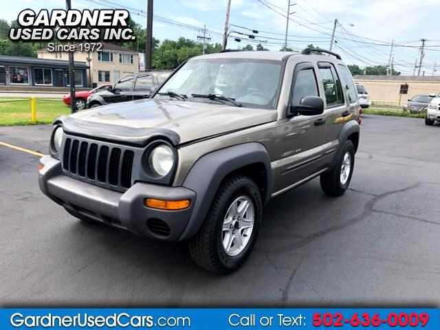 2003 Jeep Liberty Sport 2WD