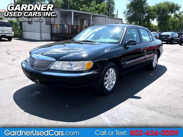 1999 Lincoln Continental Base