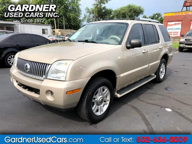 2005 Mercury Mountaineer Convenience 4.6L AWD