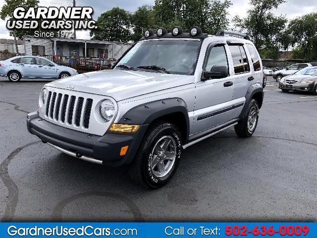 2005 Jeep Liberty Renegade 2WD