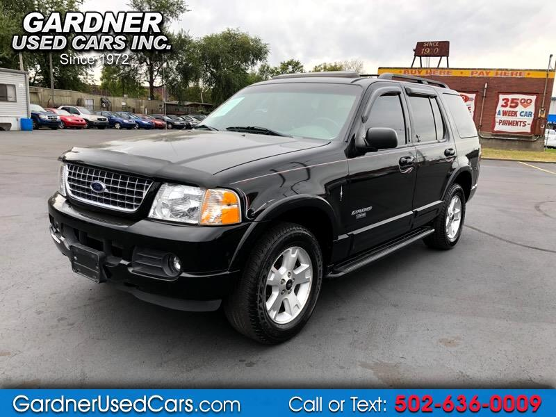 """2002 Ford Explorer 4dr 114"""" WB 4.0L Limited 4WD"""