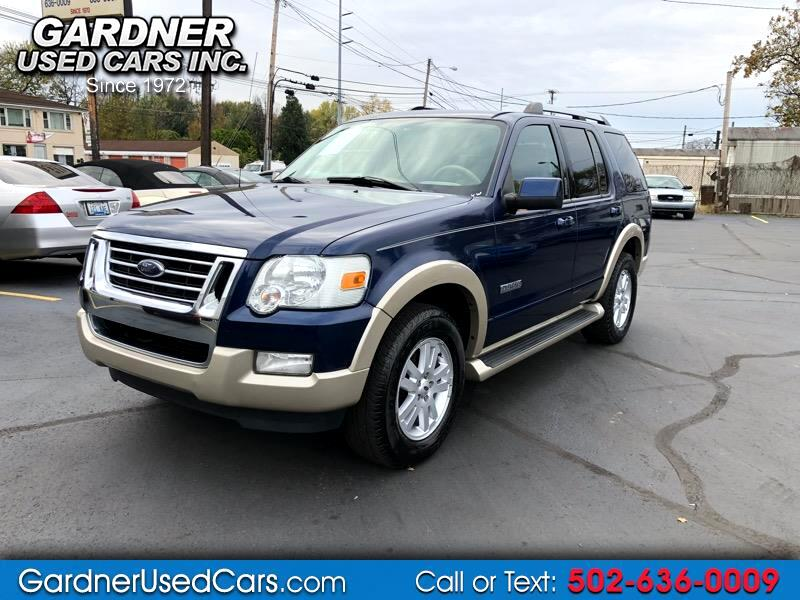 2007 Ford Explorer 4dr 114