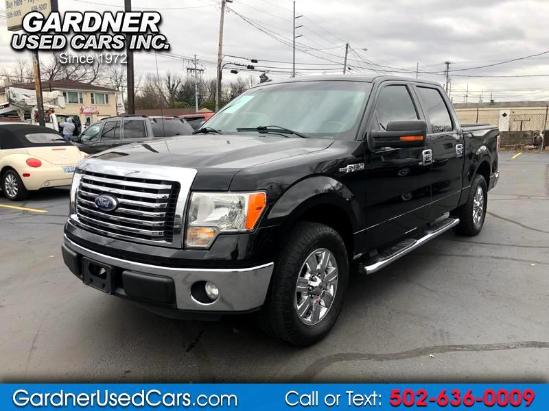2011 Ford F-150 SuperCrew 150