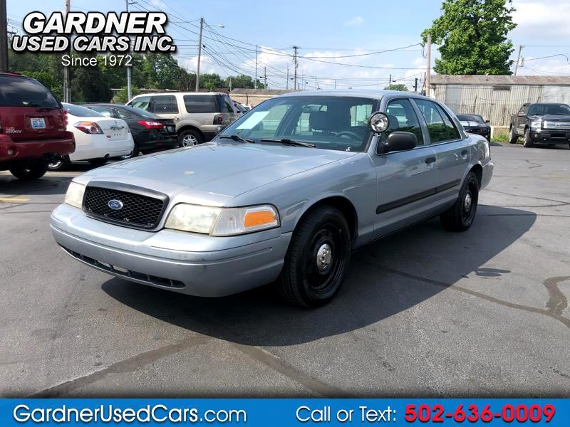 2007 Ford Crown Victoria 4-Door
