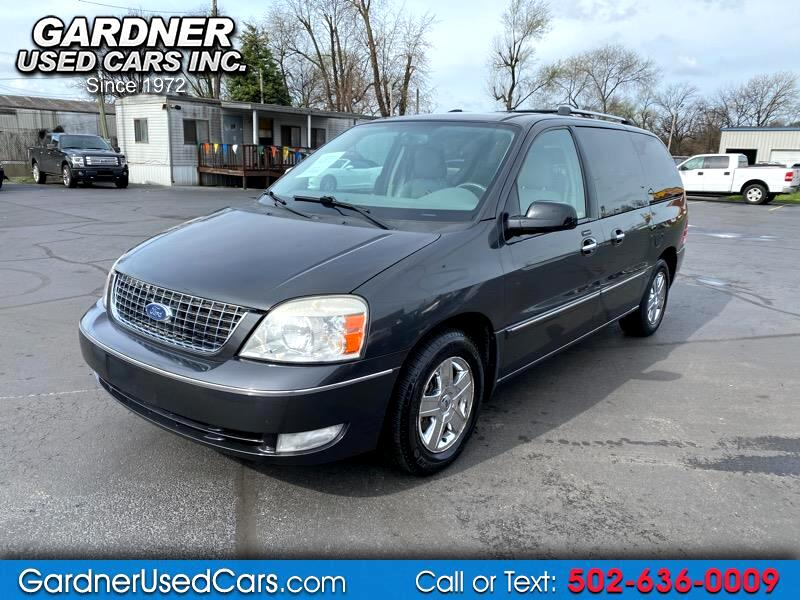 Ford Freestar Limited 2007