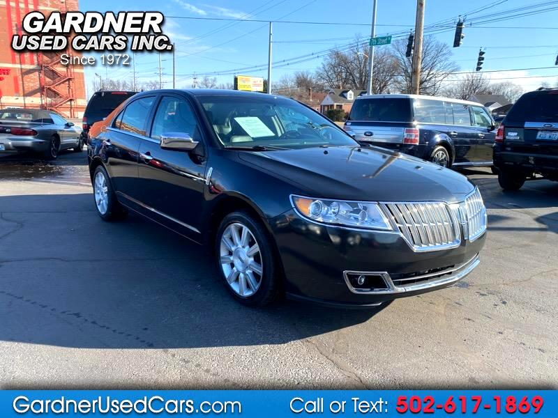 Lincoln MKZ 4dr Sdn FWD 2012