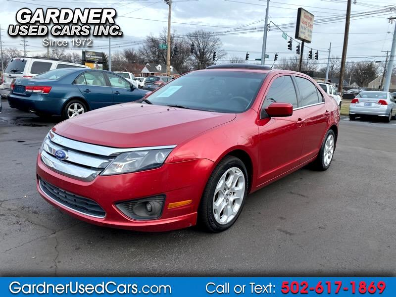 Ford Fusion 4dr Sdn SE FWD 2011