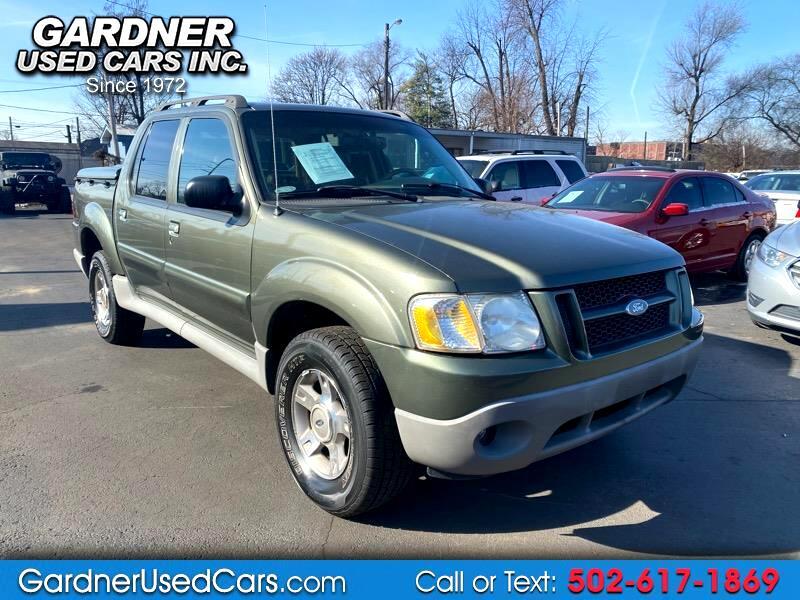 "Ford Explorer Sport Trac 4dr 126"" WB XLT Premium 2003"