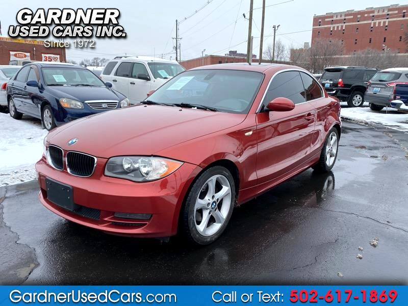 BMW 1 Series 2dr Cpe 128i 2008
