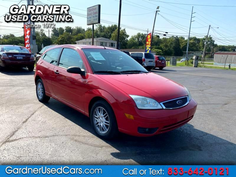 Ford Focus 3dr Cpe SES 2007