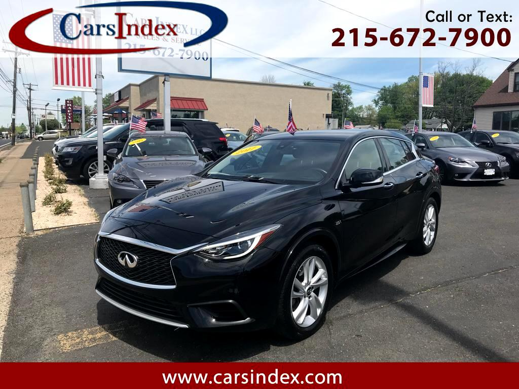 2017 Infiniti QX30 FWD *Ltd Avail*