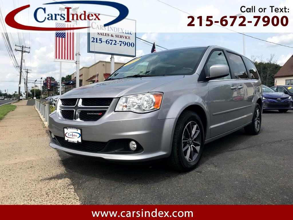 2017 Dodge Grand Caravan 4dr Wgn SXT Plus