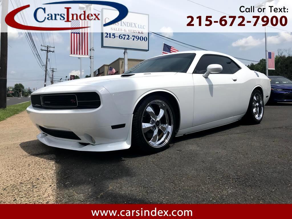2011 Dodge Challenger 2dr Cpe R/T