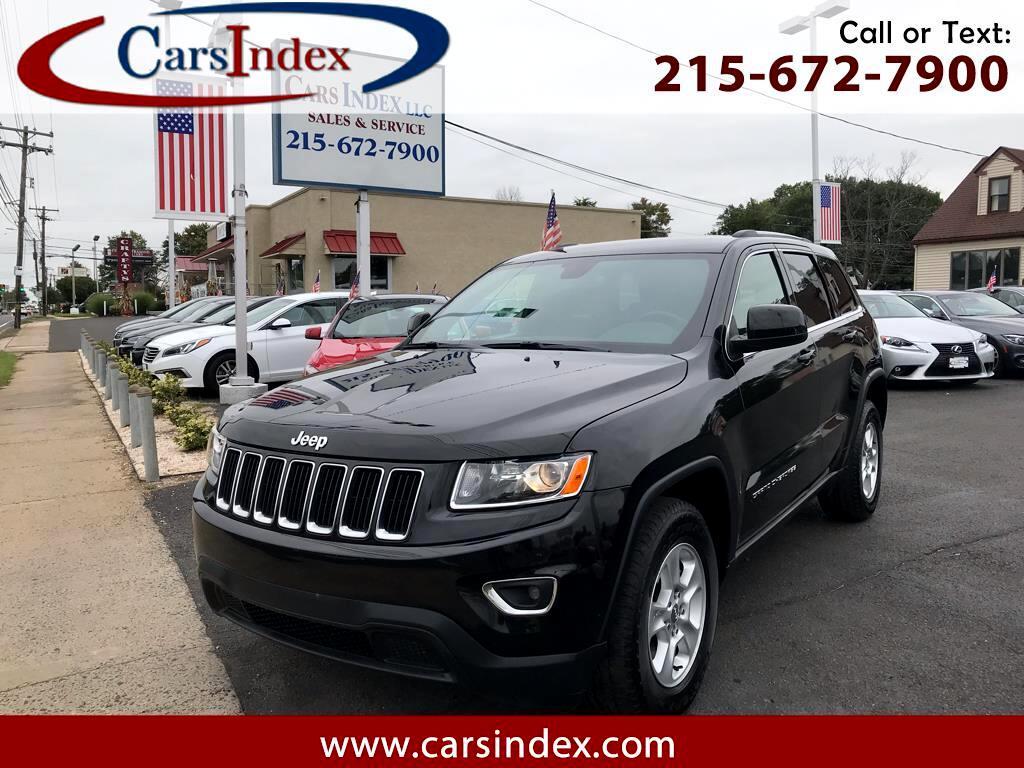 2016 Jeep Grand Cherokee RWD 4dr Laredo