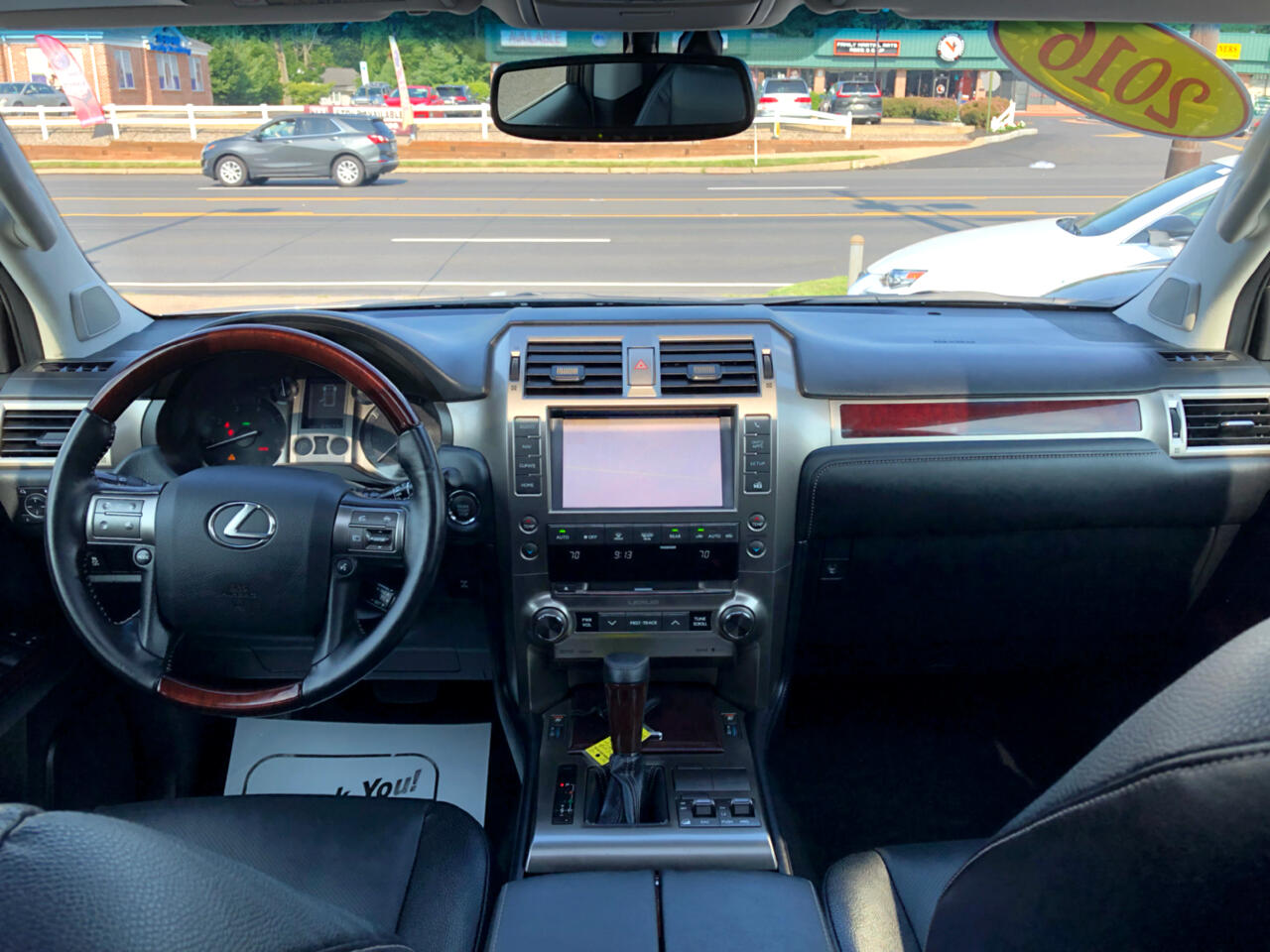 2016 Lexus GX 460 4WD 4dr